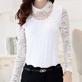 Camasa Sparkle White