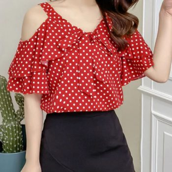 Top Dots Red