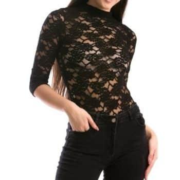 Body Lace Black