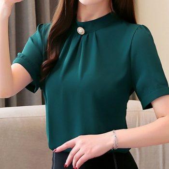 Camasa Emerald Short