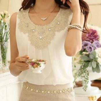 Top Charmy White
