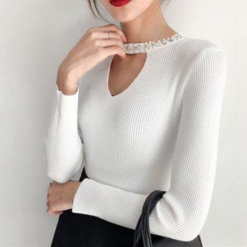 Bluza Cora White