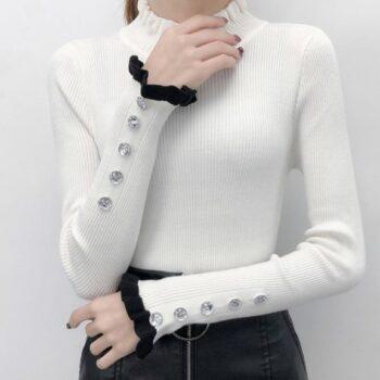 Bluza Serene White