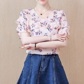 Camasa Karen Pink
