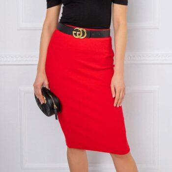 Fusta Daria Red