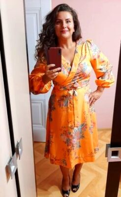 Rochie Yamila photo review