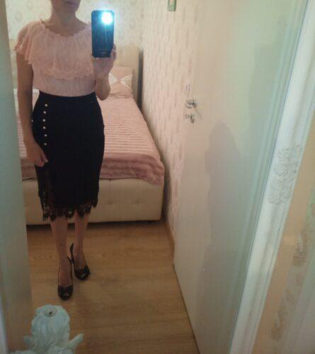 Fusta Black Lace photo review