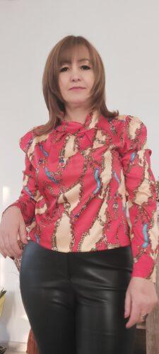 Camasa Nessa Red photo review