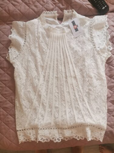 Top Lacy White photo review